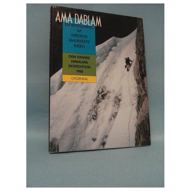 Ama Dablam -en bestigning af verdens smukkeste bjerg; Caspar Sutton m.fl.