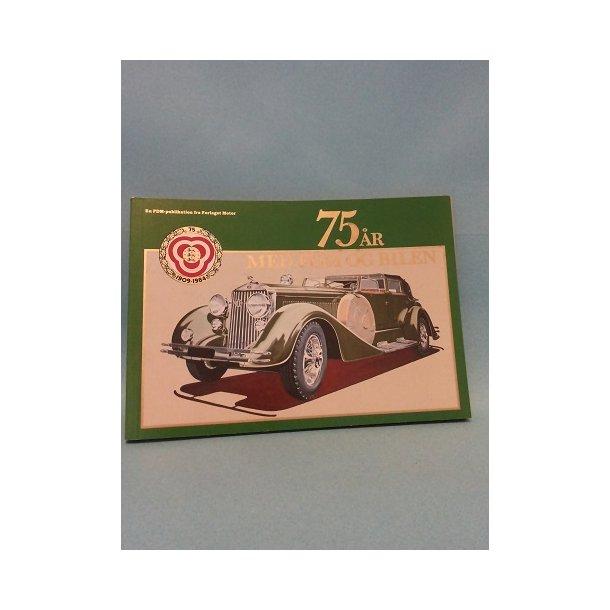 75 År med FDM og bilen; red. Jesper Winther Andersen