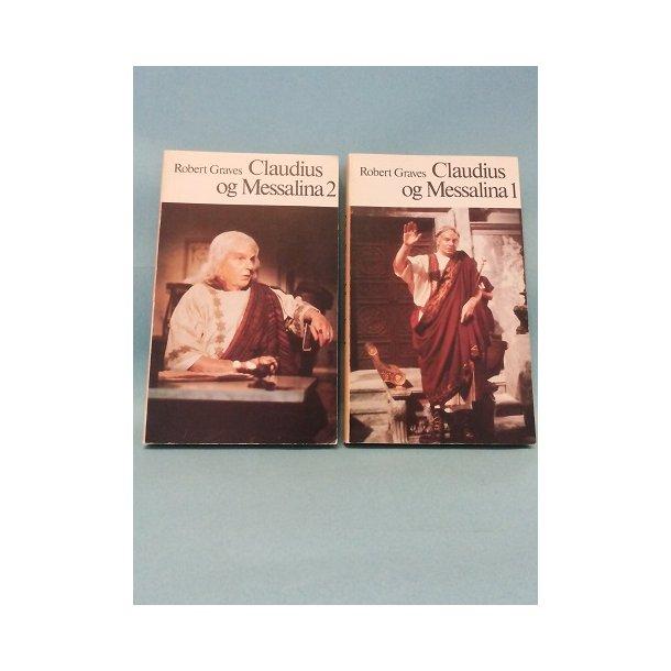Claudius og Messalina (2 bd.) ; Robert Graves
