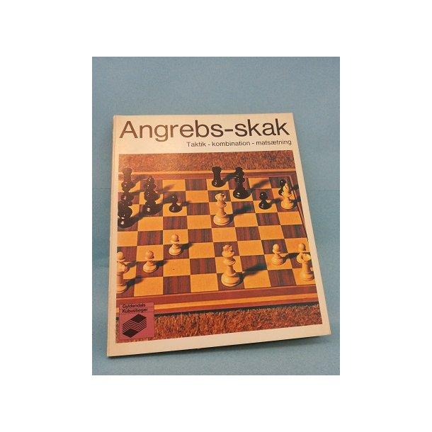 Angrebs-skak; R.G.Wade, R.Bott, S. Morrison