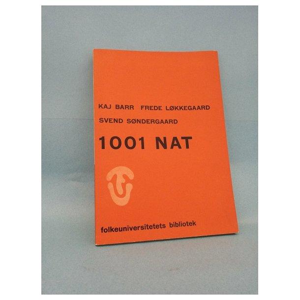1001 Nat ; Kaj Barr, Frede Løkkegaard