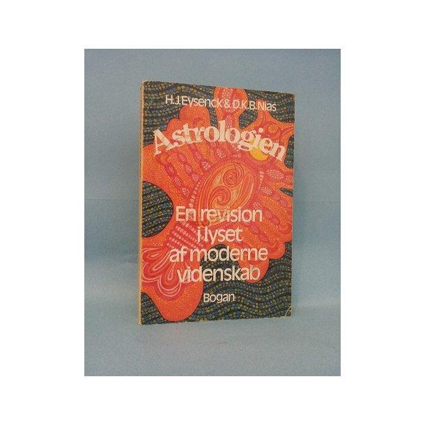 Astrologien en revison i lyset af moderne videnskab; H.J.Eysenck & D.K.B. Nias