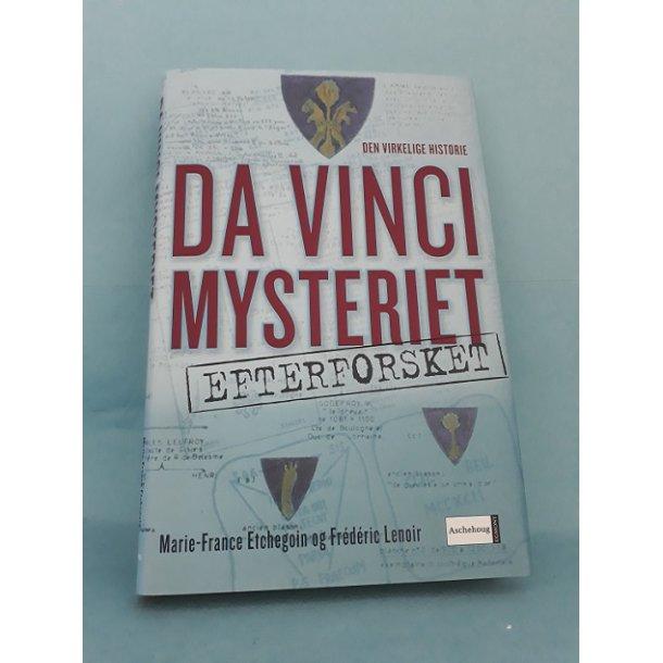 Da Vinci Mysteriet Efterforsket ; Marie-France Etchegoin og Frédéric Lenoir