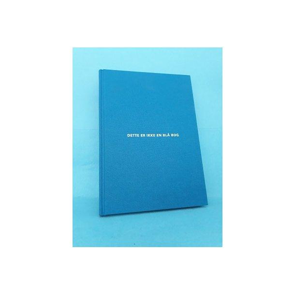 Dette er ikke en blå bog-