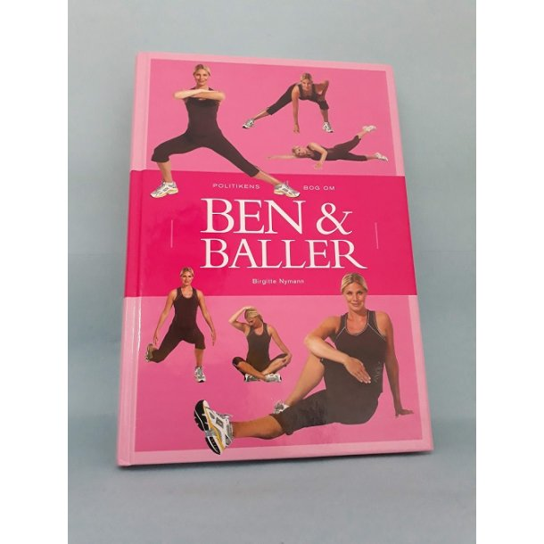 Ben & baller; Birgitte Nymann
