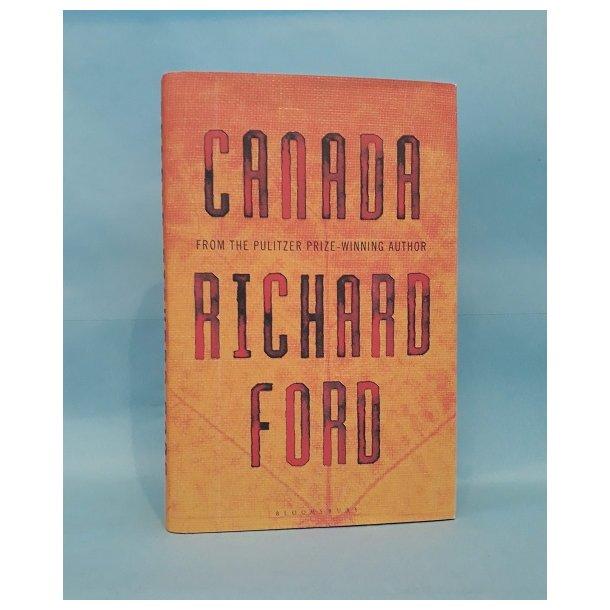 Canada ( English) ,Richard Ford