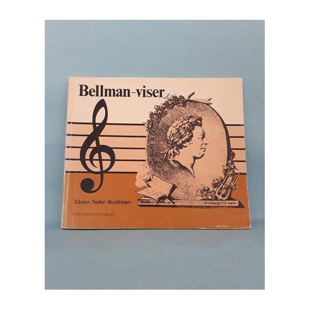 Bellman-viser,ved Folke H.Törnblom