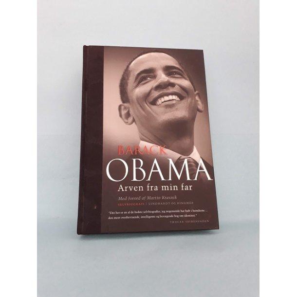 Arven fra min far, Barack Obama