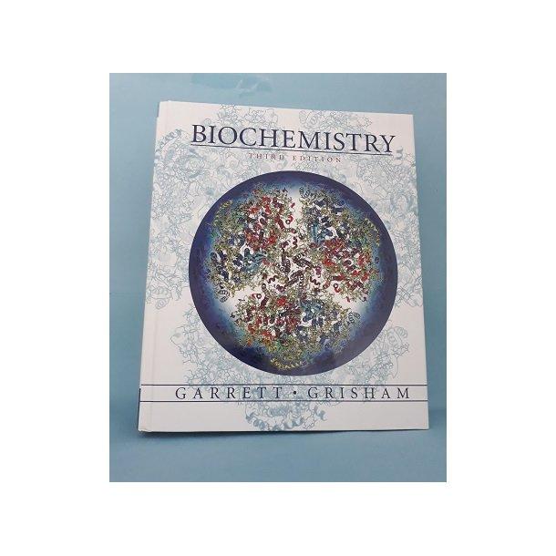 Biochemistry Third Edition, Garrett Grisham
