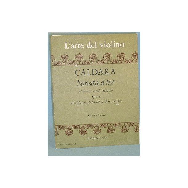 Antonio Caldara (1670-1736): Sonata a tre