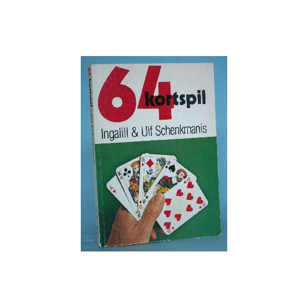 64 kortspil, Ingalill & Ulf Schenkmanis