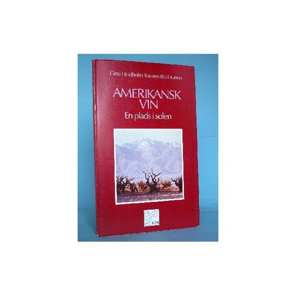 Amerikansk vin , Gitte Hindholm og