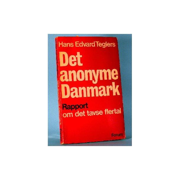 Det anonyme Danmark, Hans Edvard Teglers