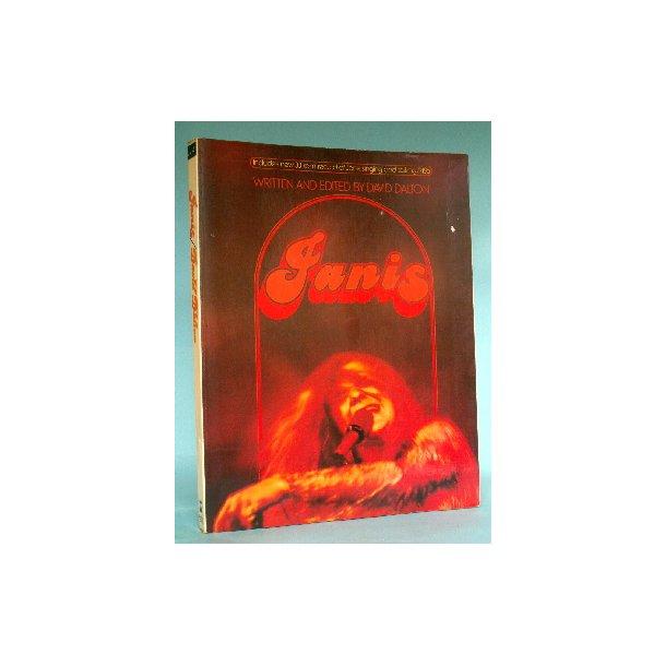 Janis (Joplin), Written and edit. by David Dalston