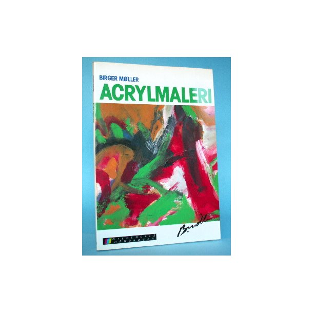 Acrylmaleri, Birger Møller