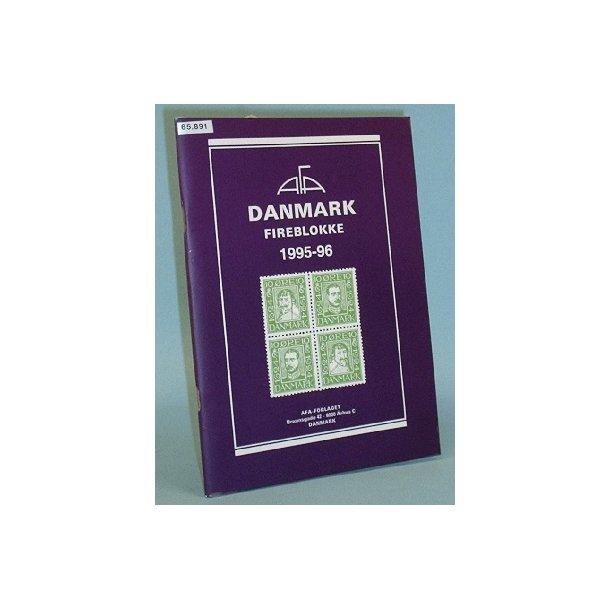 Danmark Fireblokke 1995-96