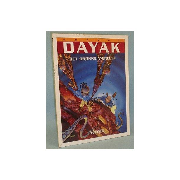 Dayak 2 - Det grønne værelse, Adamov