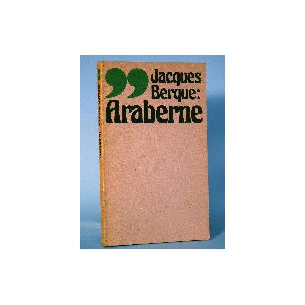 Araberne, Jacques Berque