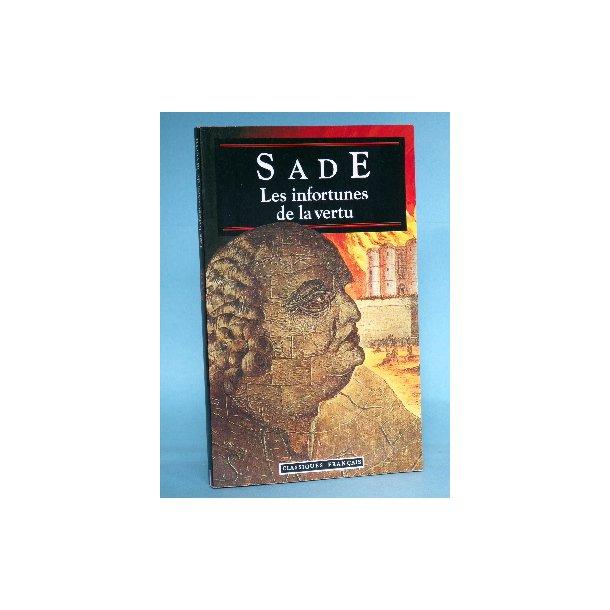 D.-A.-F. de Sade: Les infortunes de la vertu