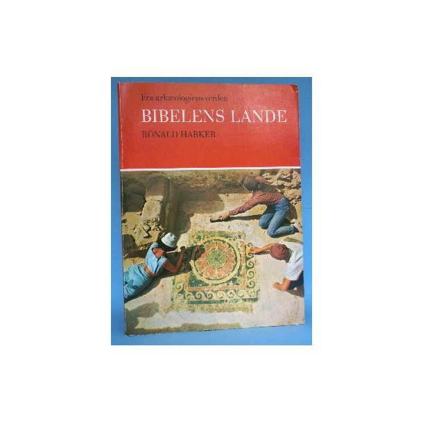 Bibelens lande, Ronald Harker