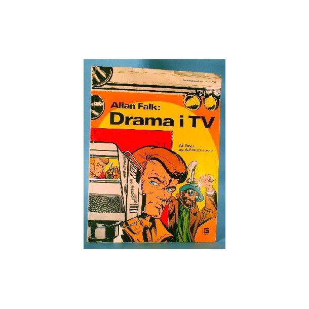 Allan Falk: Drama i TV, af Tibet og A.P. Duchateau