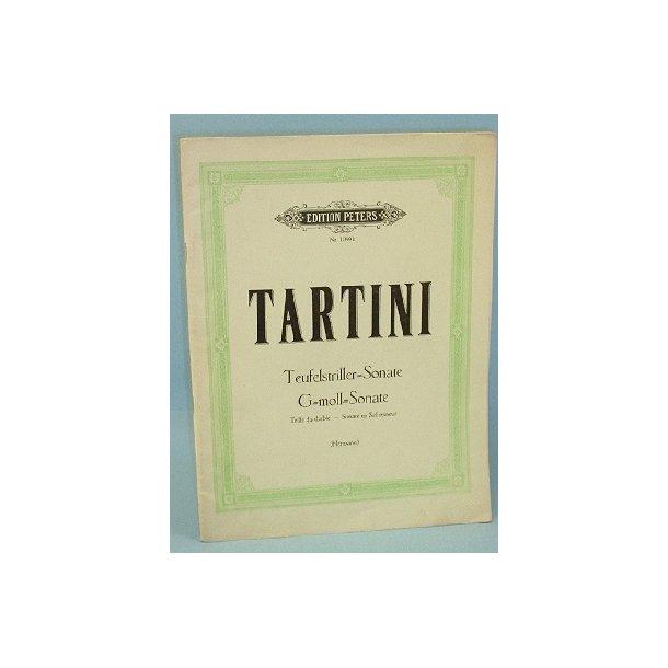 G. Tartini: Berühmte Sonaten