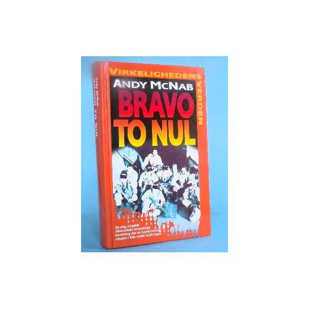 Andy McNab: Bravo To Nul