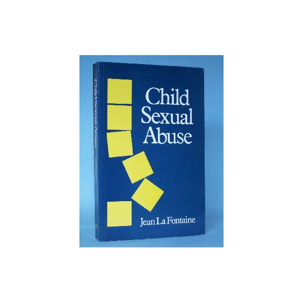 Child Sexual Abuse, Jean La Fontaine