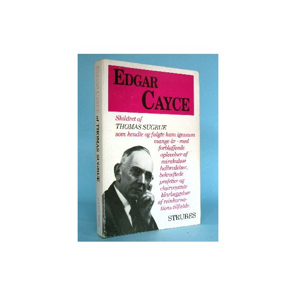 Edgar Cayce, skildret af Thomas Sugrue