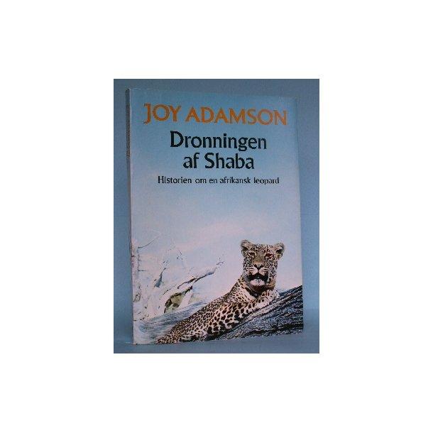 Dronningen af Shaba, Joy Adamson