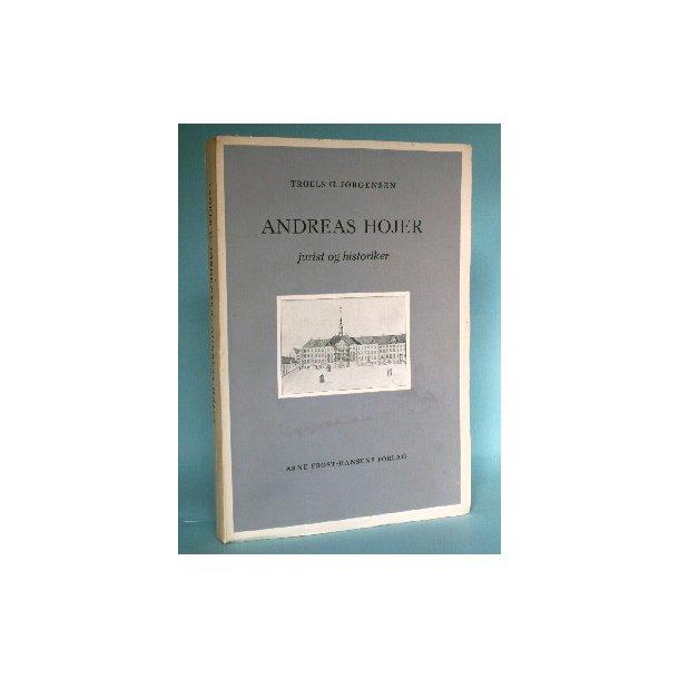 Andreas Hojer - jurist og historiker