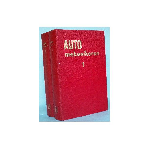 Automekanikeren (2 bd.), red. af Peer Gretland