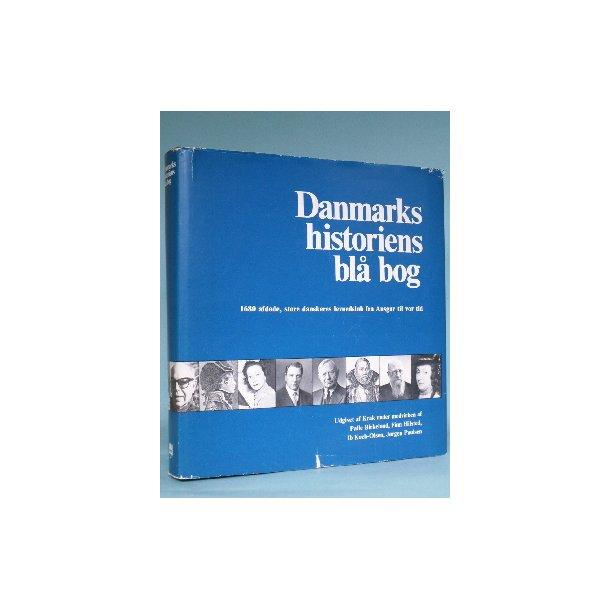 Danmarkshistoriens blå bog, Palle Birkelund et al