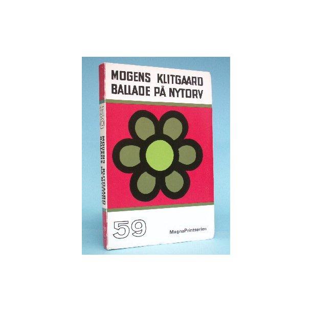 Ballade på Nytorv, Mogens Klitgaard