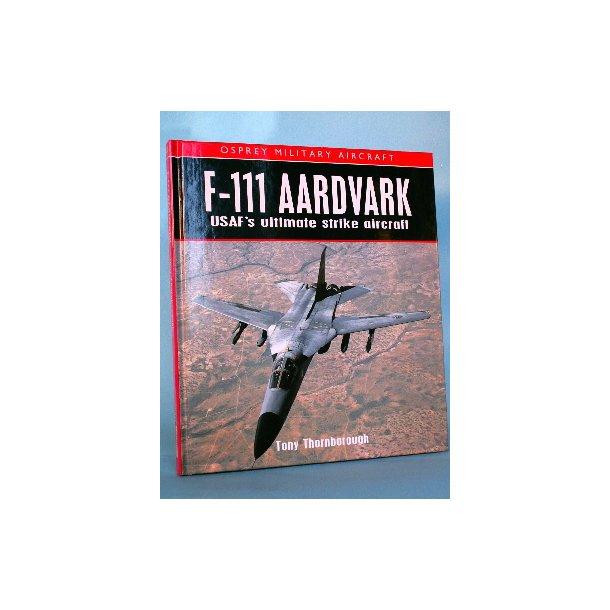 F-111 Aardvark, Tony Thornborough