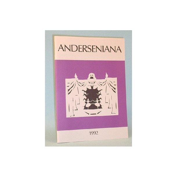 Anderseniana 1992, red. af Niels Oxenvad