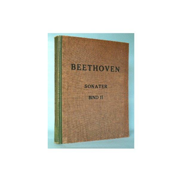 L. van Beethoven: Sonaten Band II