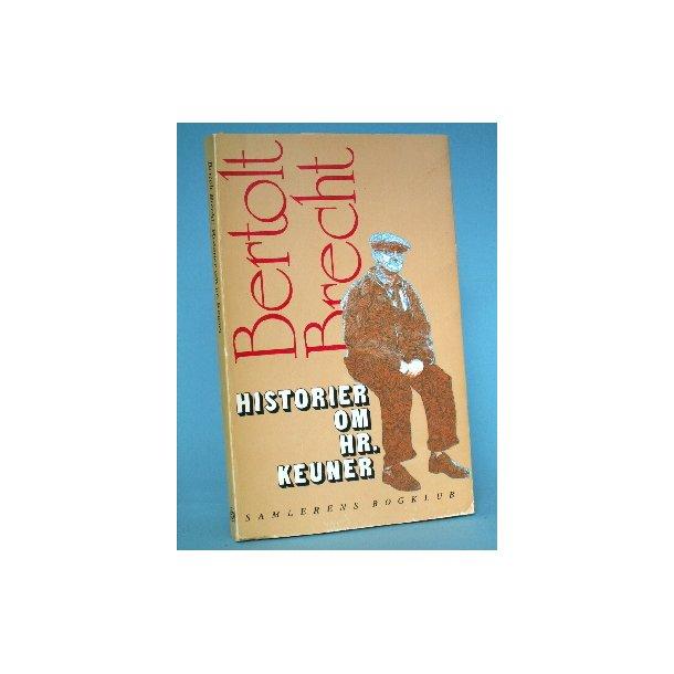 Bertolt Brecht: Historier om hr. Keuner