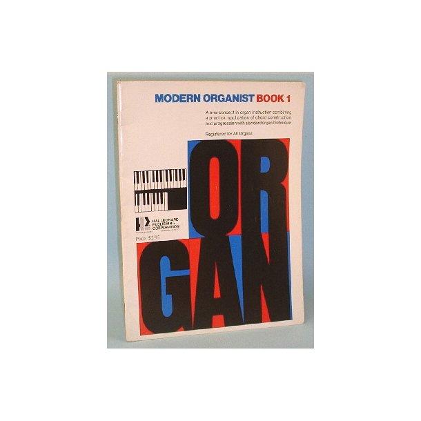 Modern Organist Book 1