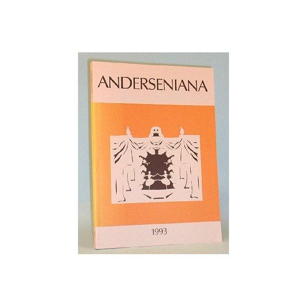 Anderseniana 1993, red. af Niels Oxenvad
