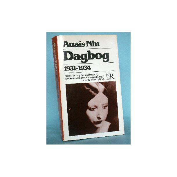 Anais Nin: Dagbog 1931-1934