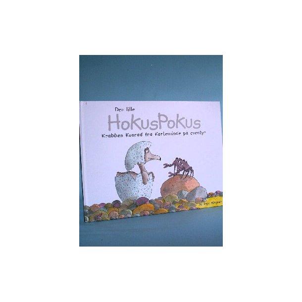 Den lille Hokus Pokus, af Ingo Siegner