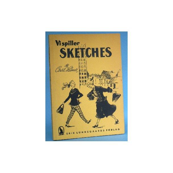 Court Helmer: Vi spiller sketches og monologer