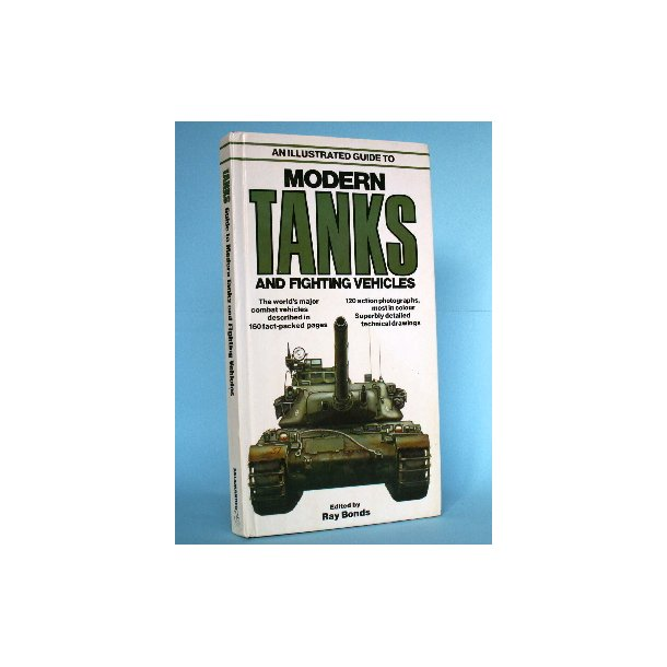 An Illustrated Guide to Modern Tanks and