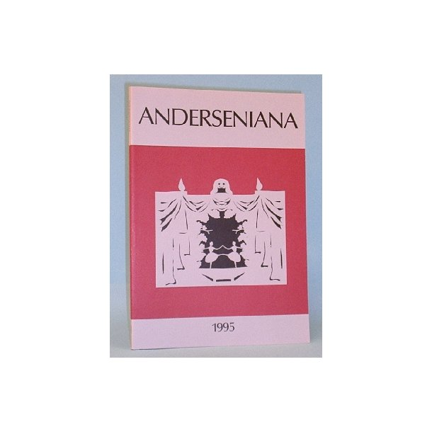 Anderseniana 1995, red. af Niels Oxenvad