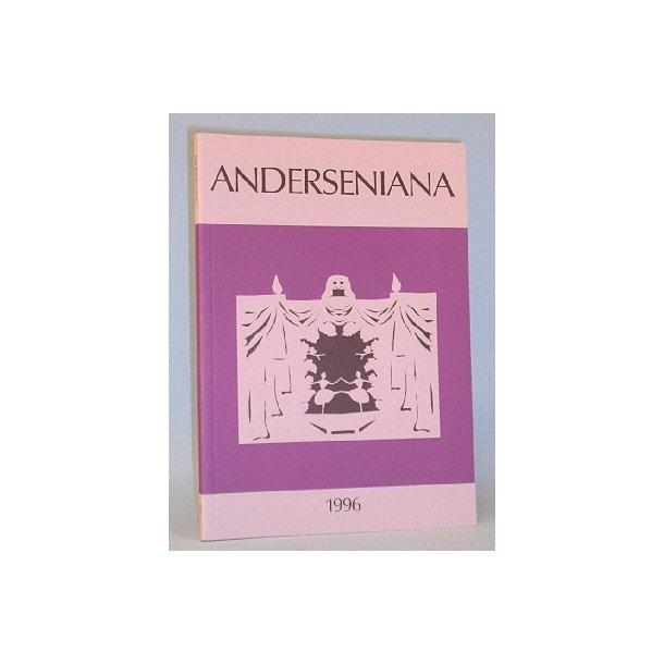 Anderseniana 1996, red. af Niels Oxenvad