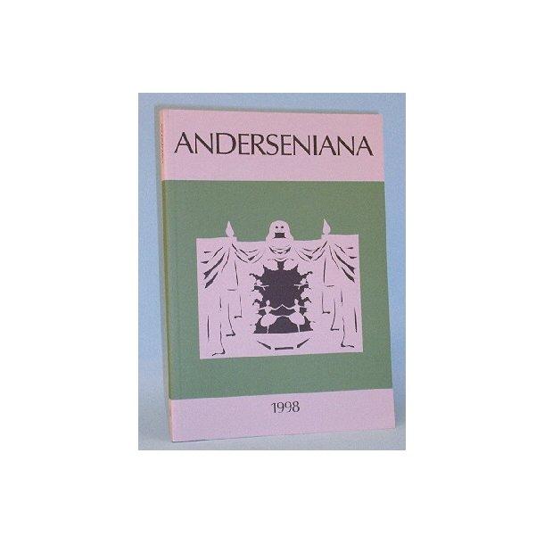 Anderseniana 1998, red. af Niels Oxenvad