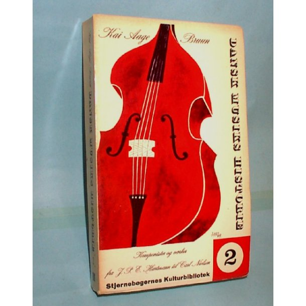 Dansk musik historie (bd. 2 af 2), Kai Aage Bruun