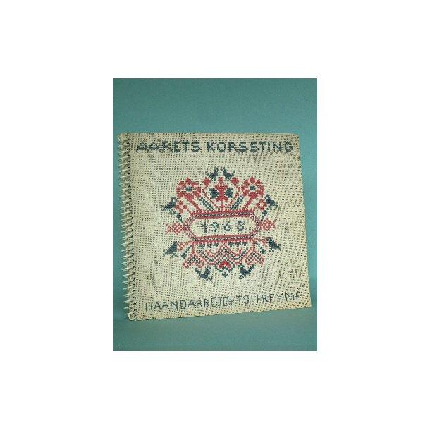 Aarets Korssting 1965, af Ida Winckler og