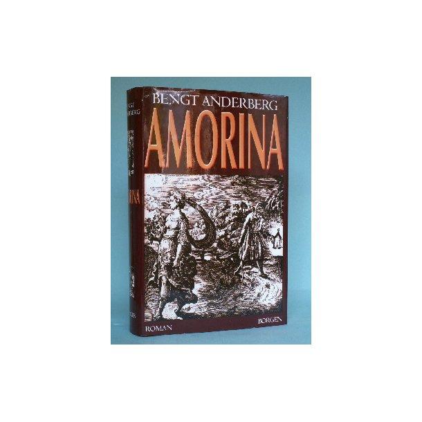 Bengt Anderberg: Amorina